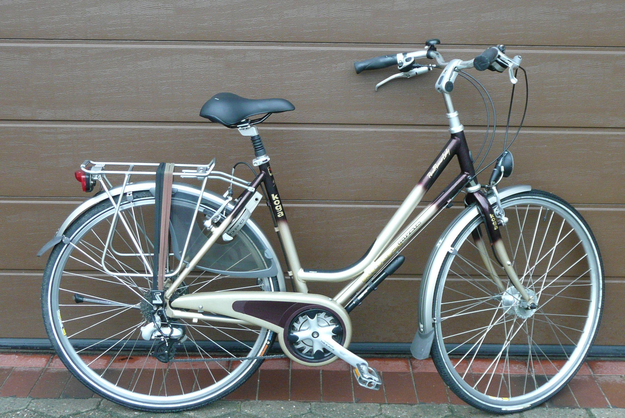 Der-KOGAfan.de · Damenräder · Koga Miyata RoadRunnerLady, City- und ...